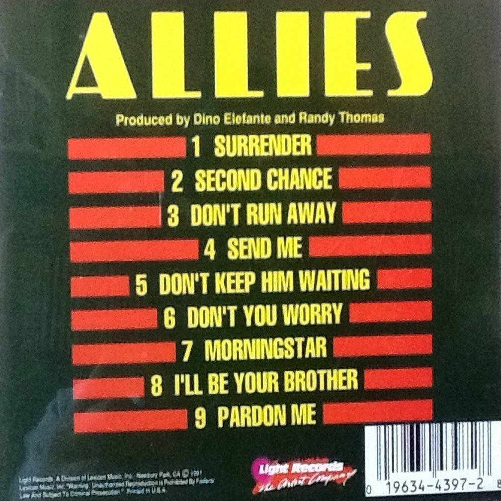 Allies - Allies 1986