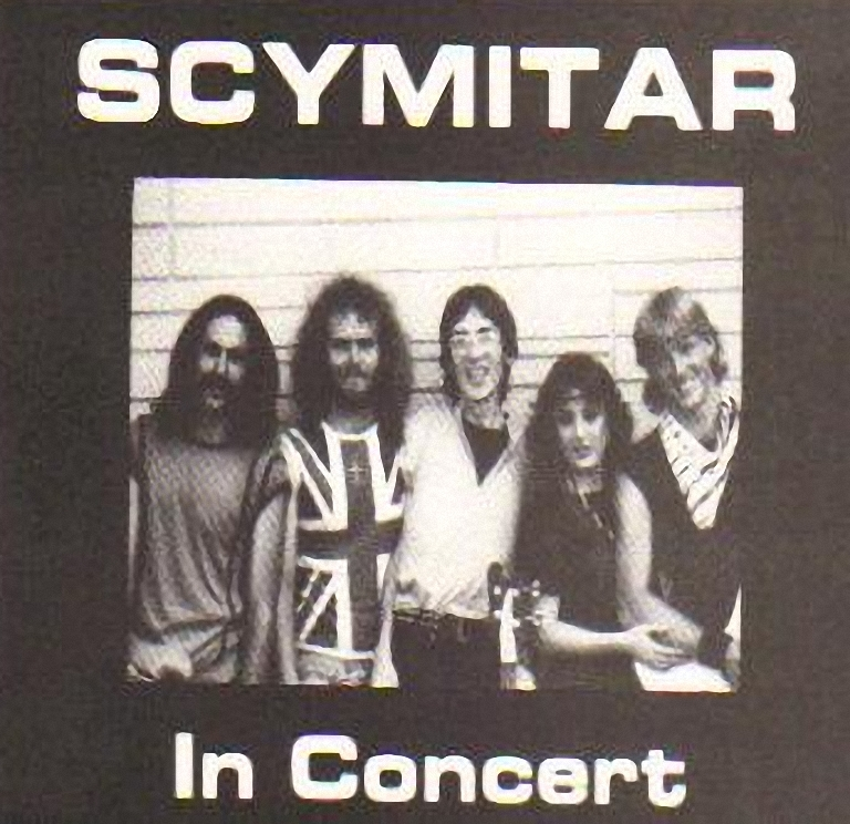 Scymitar (Arsenal)  Message of Love 1984