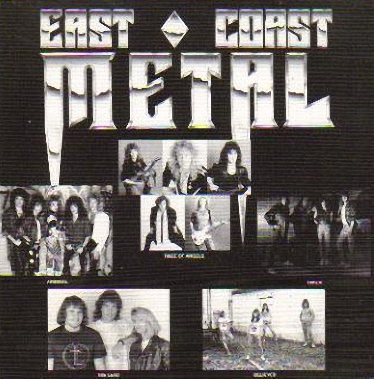 Various Artists - East Coast Metal 1988