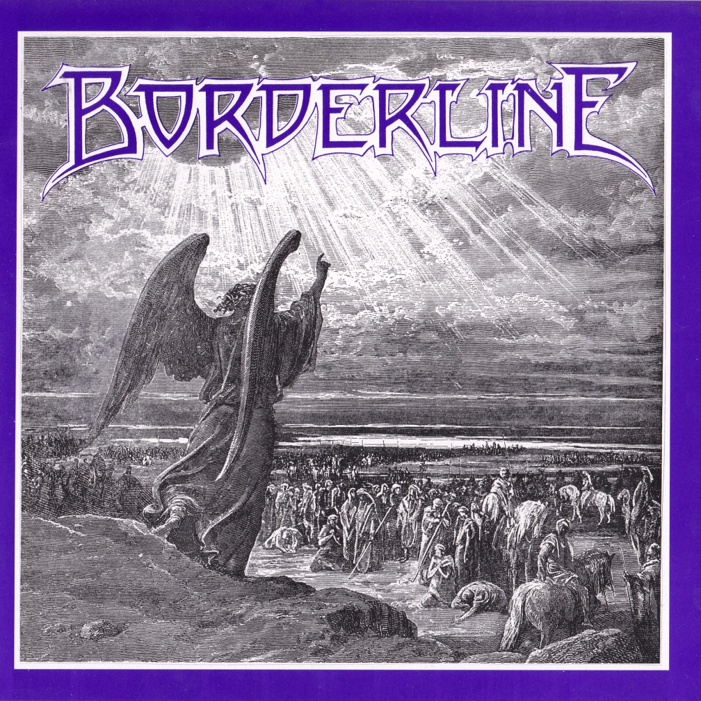 Borderline - Fri (Single) 1990