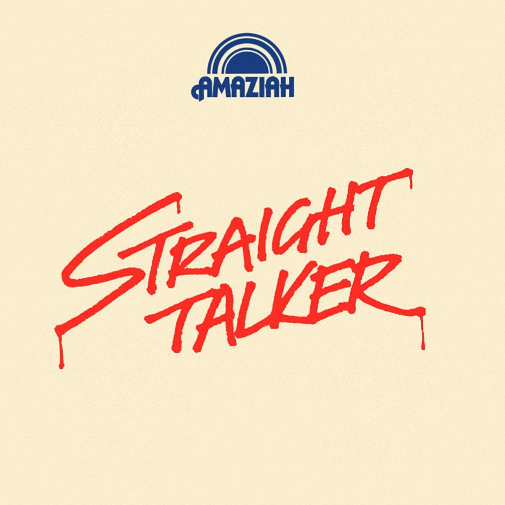 Amaziah - Straight Talker 1979/2012