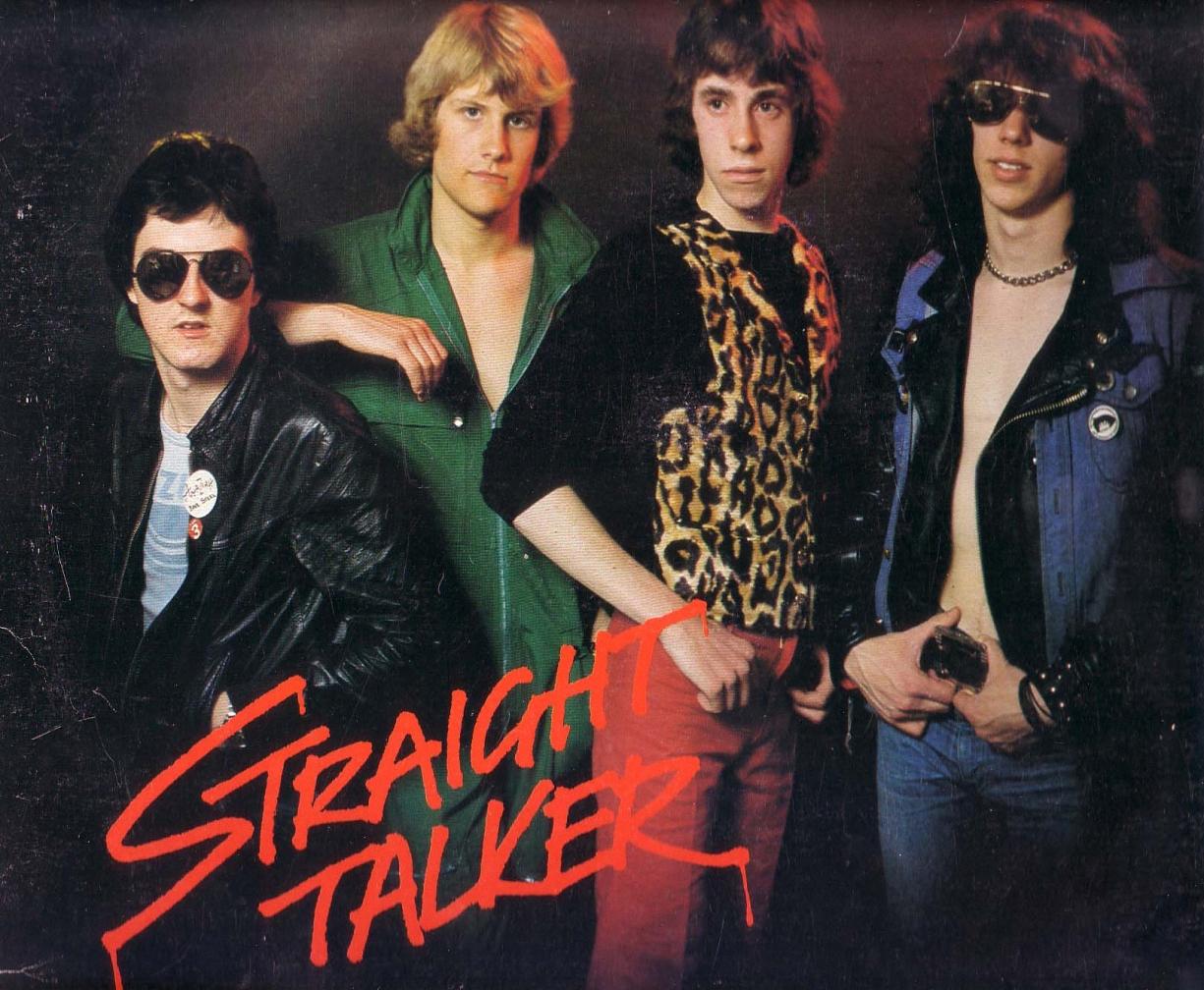 Amaziah - Straight Talker 1979/2012